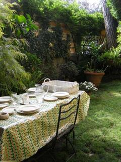 Property Photo: the privat garden