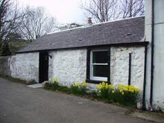 Property Photo: Scottish Self-Catering Cottage to Rent