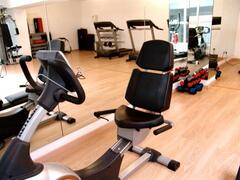 GYM space for a good health