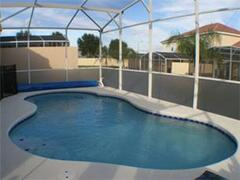 Property Photo: Attached to pool