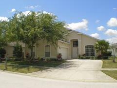 Property Photo: The house is located close to both Kissimmee and Orlando in central Florida, just 11 MILES FROM WORLD DRIVE, the entrance to DISNEY WORLD