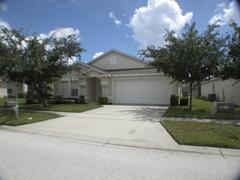 Property Photo: Hampton Lakes is a very prestigious and quiet residential community surrounded by orange/ citrus groves.