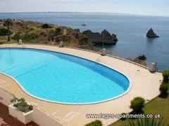 The enormous pool