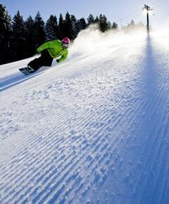 Property Photo: Vallnord ski slopes