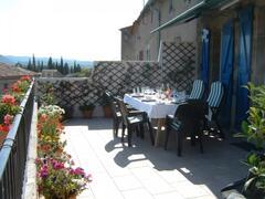 Property Photo: Fabulous Private Sun Terrace