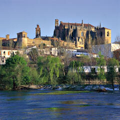 Property Photo: Plasencia´s Cathedral and Jerte River
