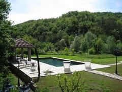 pool (12 x 5 m) - heated
