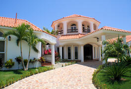 Property Photo: This is a beautiful beach front villa in Hideaway Beach, Cabarete
