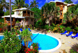 Property Photo: This private condo complex in Cabarete beach has the highest rental demand