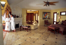 View of master suite