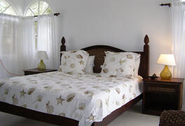 View of a master suite