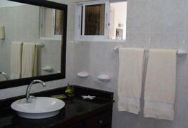 View of a bathroom
