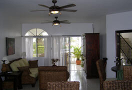 View of the interior living room