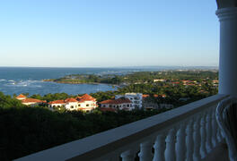 Property Photo: Overlooking Cofresi beach, this villa offers the best views in the area
