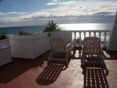 Property Photo: view from solarium