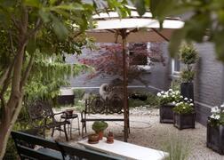 Verandah - Courtyard