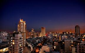 Property Photo: View of Buenos Aires