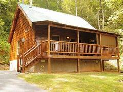 Property Photo: Bearskin Memories in the Smokies
