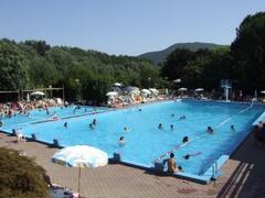 Public pool - open Mid June/July/August