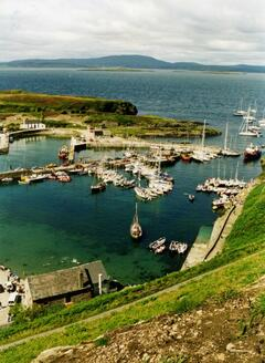 Property Photo: North Harbour Cape Clear Island