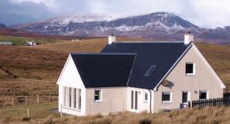 Property Photo: Trotternish Ridge View Cottage - Isle Of Skye - Scotland