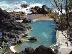 Property Photo: Natural Swimming Pool