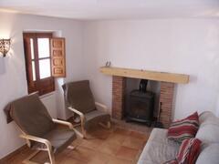 Casa Antonio living room
