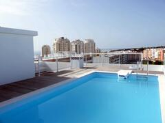 Property Photo: Rooftop Pool