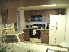Our very large Kitchen