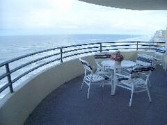 Our Private Balcony