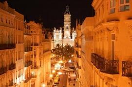 Property Photo: view to plaza Ayuntamiento