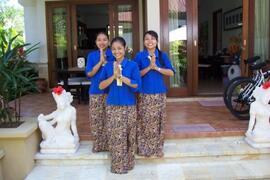 Delightful housekeepers