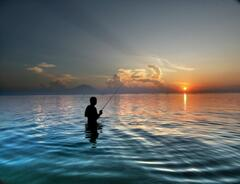 Bali Fisherman
