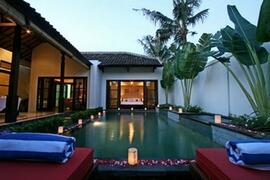 Villa with own Pool