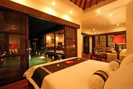 Vila main Bedroom