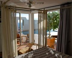 Pool Side Bedroom
