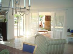 the villas´exclusive suite