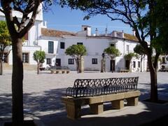 San Roque Plaza