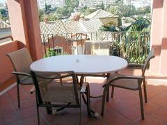 Terrace off Lounge