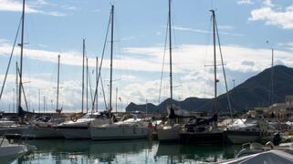 harbour of altea