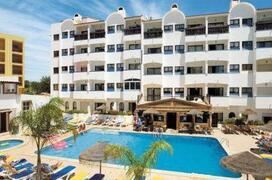Property Photo: Choro Mar Apartments pool.