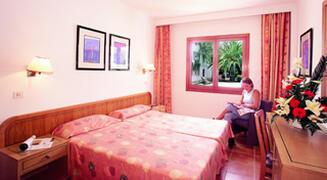 Cala Gran Apartments bedroom