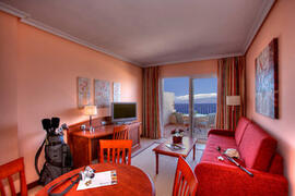 Costa los Gigantes Suites & Spa Resort lounge
