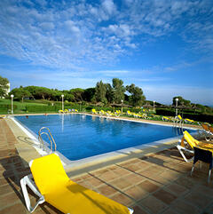Property Photo: Parador de MazagonPool
