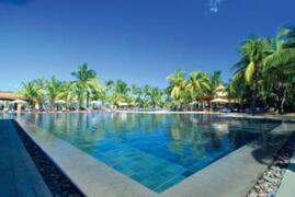Le Mauricia Hotel pool