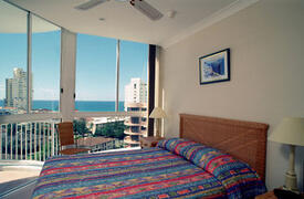Property Photo: Surf Parade Resort apartments bedroom