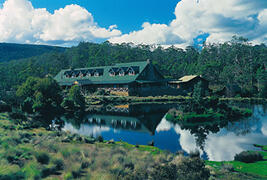 Property Photo: Cradle Mountain Lodge by Voyages
