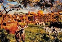 Property Photo: Disney's Animal Kingdom Lodge