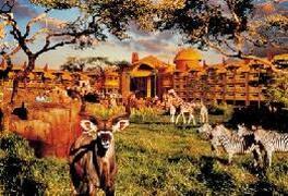 Property Photo: Disney's Animal Kingdom Lodge