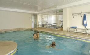 Alcudia Garden apartments indoor pool